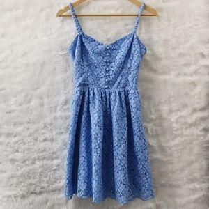 🔥3/$55 Talula Blue Lace Dress
